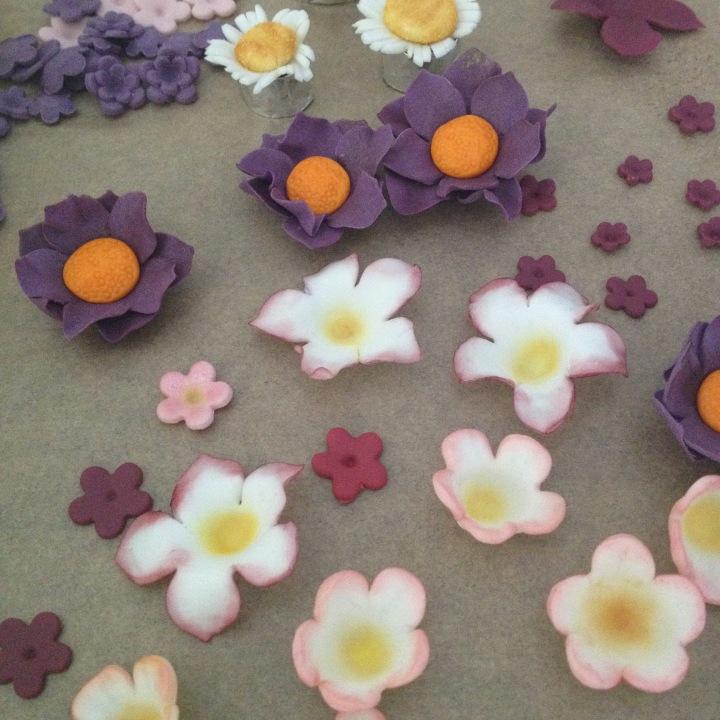 Sugar wild flowers
