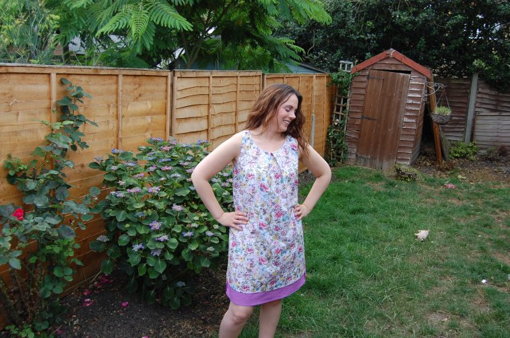 English Girl At Home Lou Lou Dress